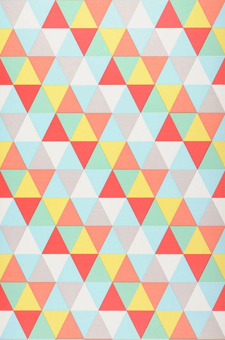 Tamesis | Papel de parede infantil | Padrões de papel de parede | Papel de parede dos anos 70