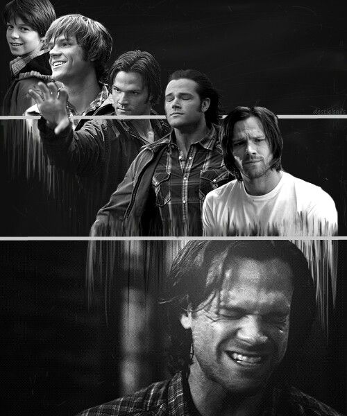 Sam Winchester --  halp!  right in the feels.