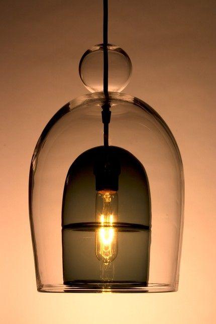 glass pendant light | miro lamp