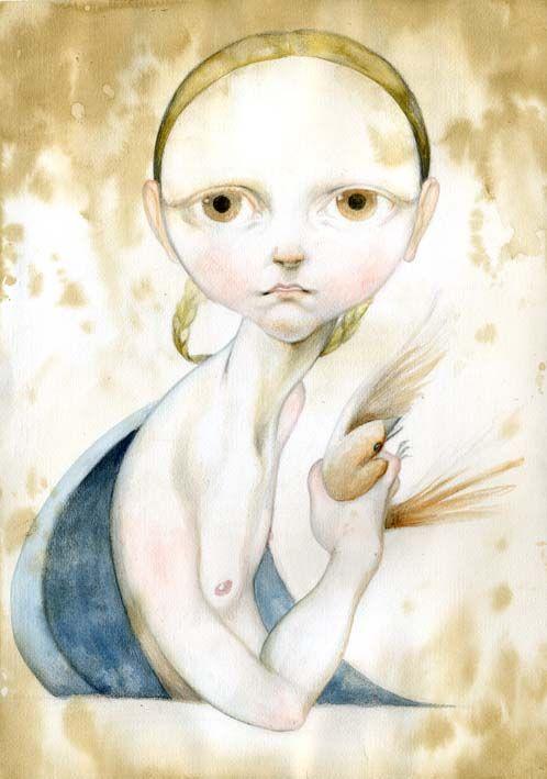 Beautiful Illustrations by Dani Torrent
