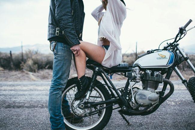 Motorcycle Engagements | utahbrideblog.com