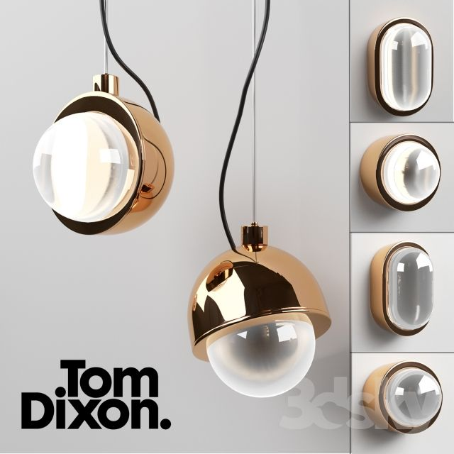 3d Models Ceiling Light Tom Dixon The Spot Family Tom Dixon Ceiling Lights Pendant Lamp
