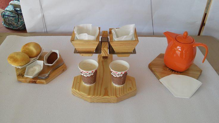 Cafetera Artesanal '' MAGIA'' realizada en madera reciclada. #CAFÉ #CAFETERA #COFFE #DISEÑOINDUSTRIAL