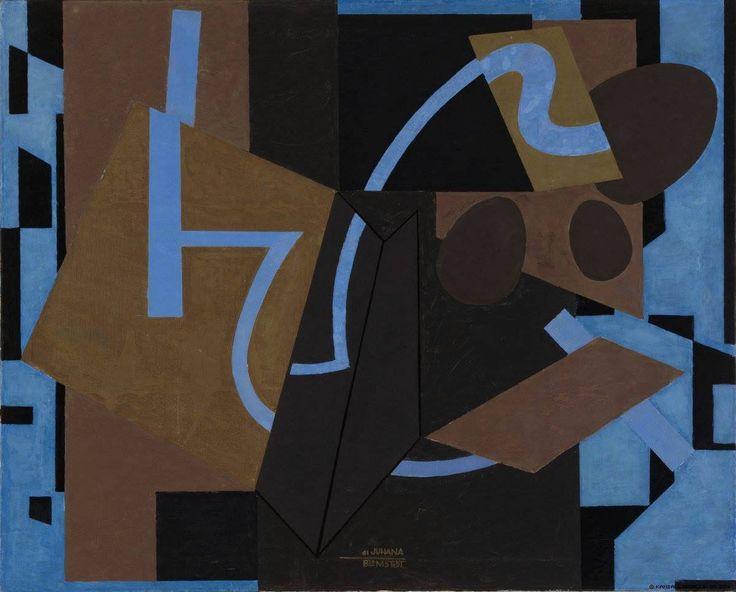 Juhana Blomstedt (1937 - 2010) Sommitelma (Signa), 1961