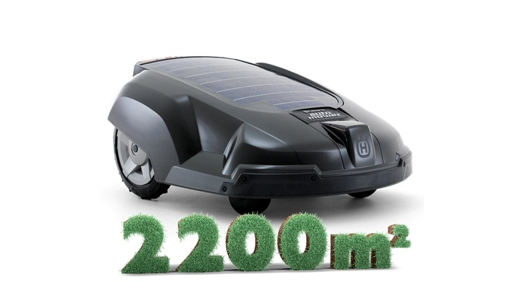 Automower® Solar Hybrid is the world's first fully automatic lawn mower that is partly powered by the sun. Brilliant for your lawn, great for your conscience, better for the planet.