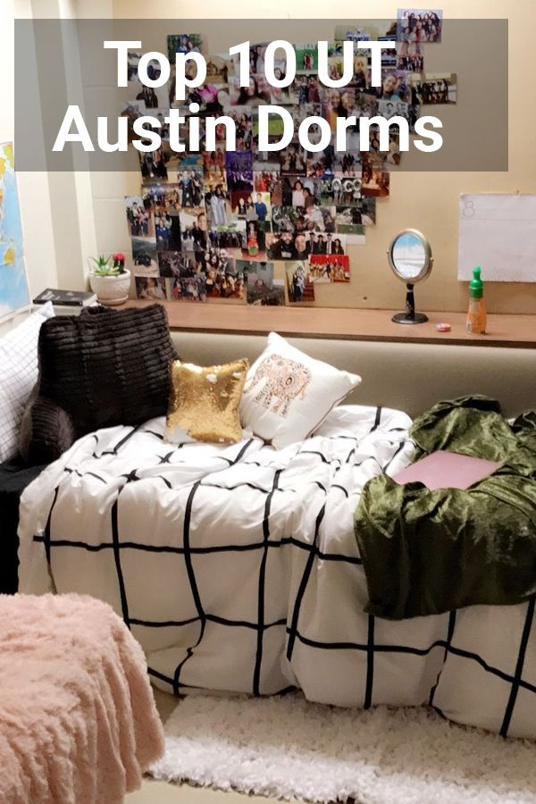 Learn More About University Of Texas Austin S Dorms Utaustin