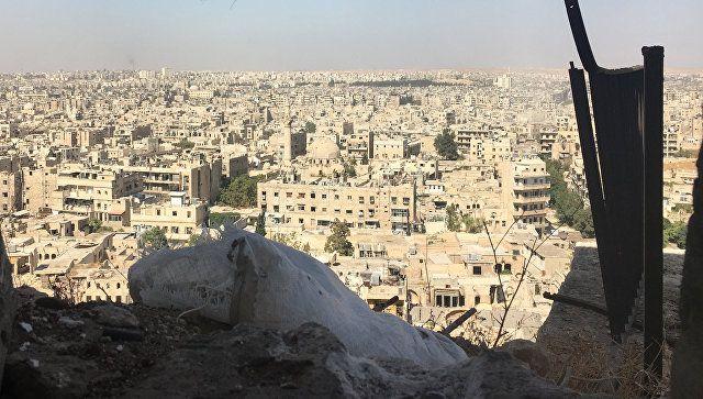 Источник: сирийская армия впервые за три года продвинулась в старом Алеппо