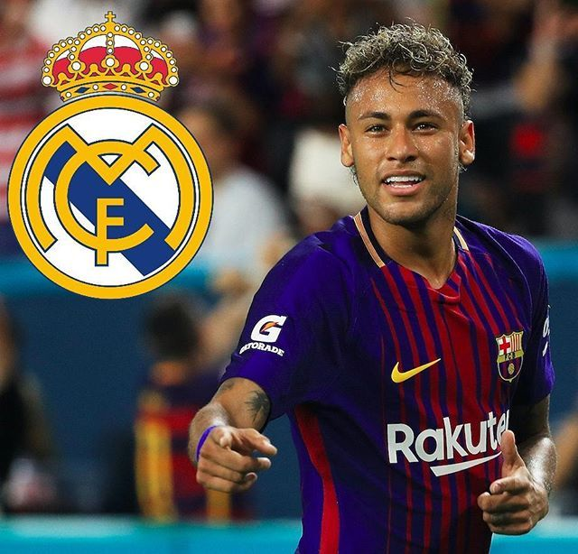 Reposting @transfer.now: BREAKING NEWS:  Real Madrid president Florentino Perez is preparing a €250m (£223.4m) summer move for Neymar.  To make way for the Brazilian superstar, who joined Paris Saint-Germain in a world-record deal in August, the European champions will look to offload Gareth Bale and Karim Benzema.  Don Balon claim Bale will be offloaded to Manchester United, while Benzema has been linked with Arsenal in recent months.  Sources: Don Balon, Diario Gol Likelihood: 3/10  #messi