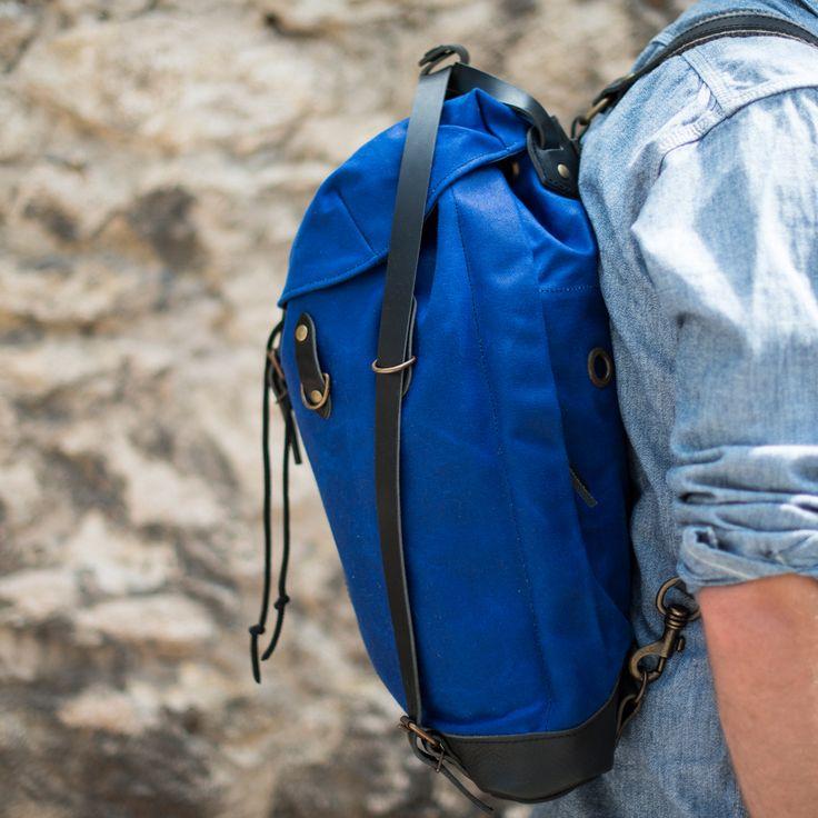 Bleu de Chauffe - Scout Rucksack