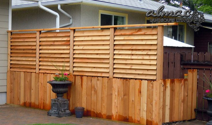 Almac Landscapes Ltd - Privacy Screen Services