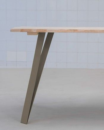 25 best ideas about pied table metal on pinterest pied for Table extensible pied metal