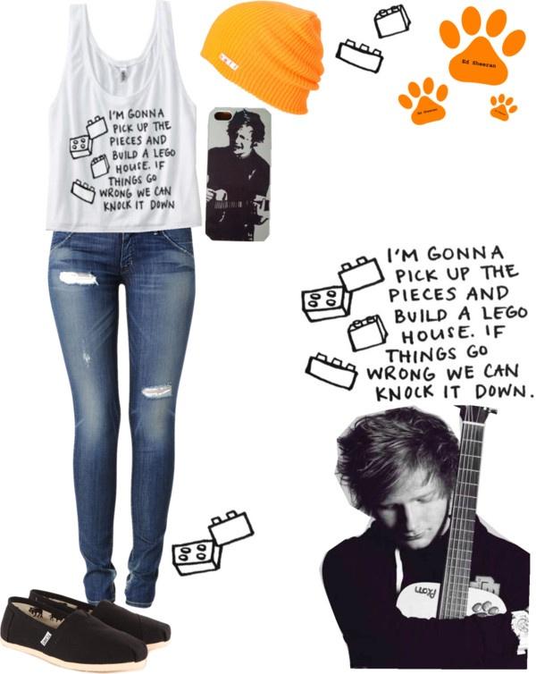 """""""Ed Sheeran Concert"""" by kmmdoodlebug on Polyvore"""