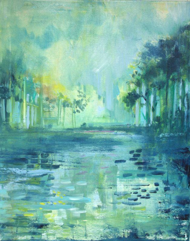 impressionism art landscape - photo #27