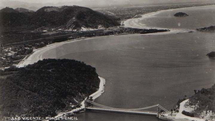 Ponte Pensil de Sao Vicente