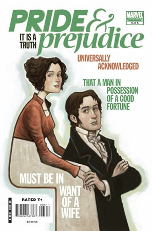 Marvel's Pride and Prejudice 2