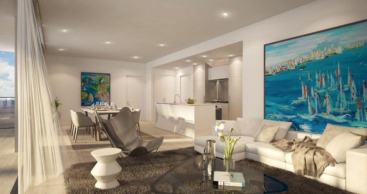 Jewel Apartments | Corian