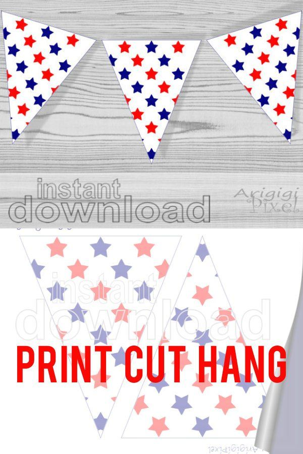 Party SuppliesTM Labor Day Holiday and More Live It Up Veterans Day - American Flag Bunting Banner for 4th of July Party 2 Pack Patriotic Garland Decorations