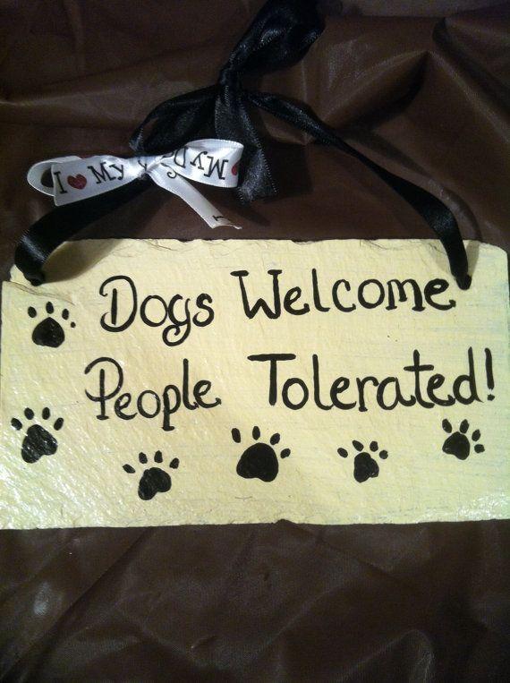 Home Decor, Dog sayings, Dog Sign, Pet decor, Pet Signs ...