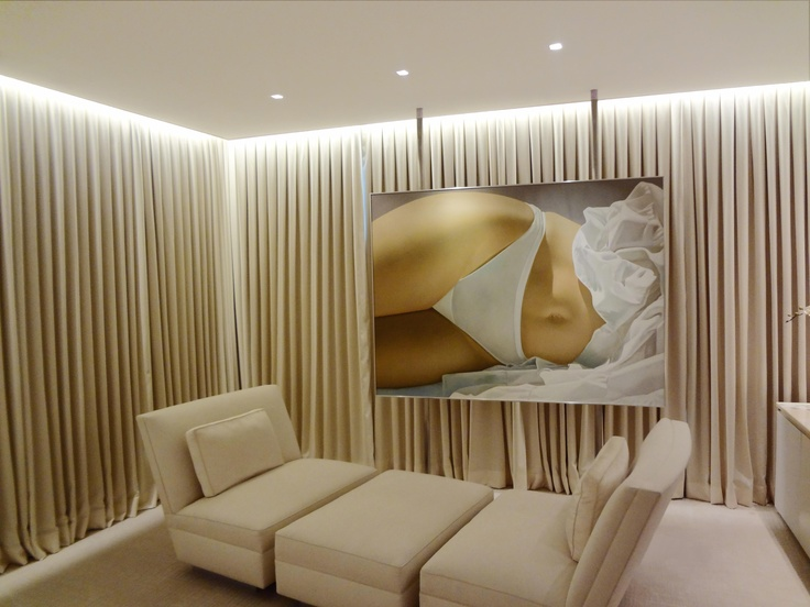 Light Channel Micro Wall Grazer   Edge Lighting. Luxury Master Bedroom  Decor. #luxury