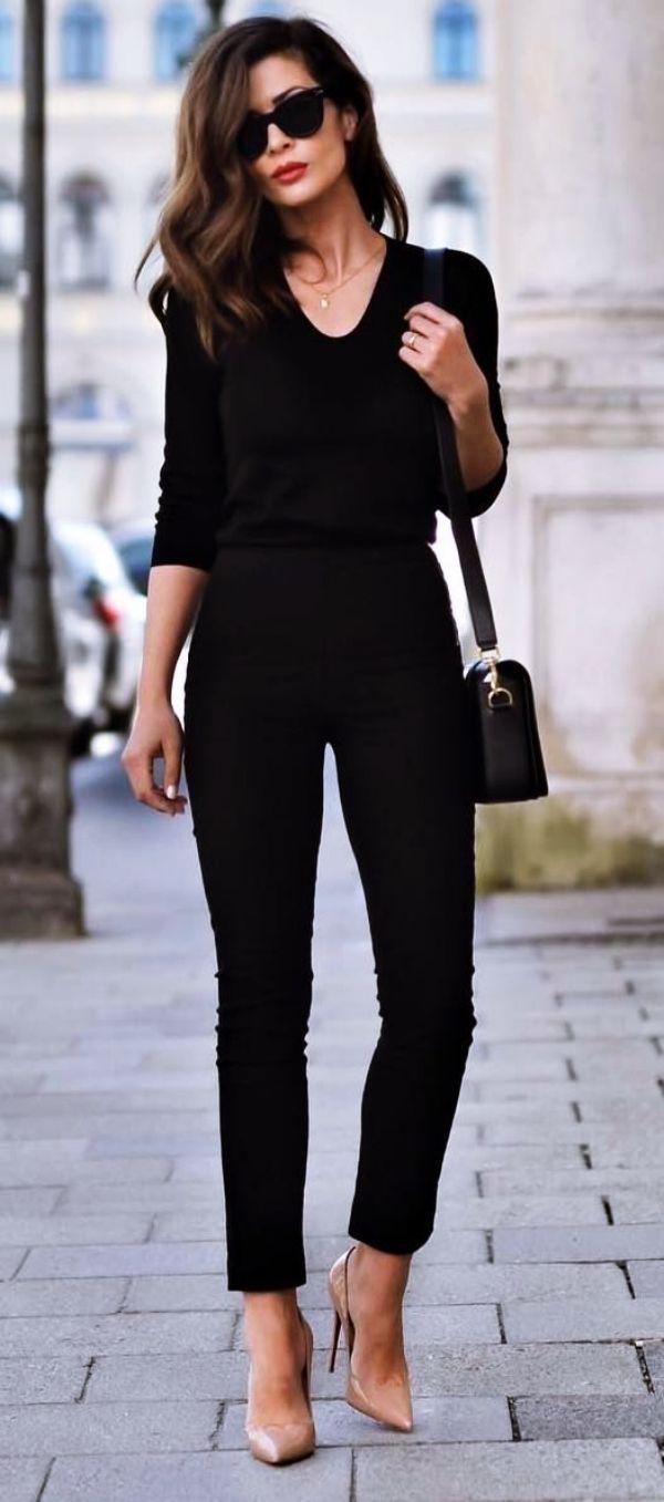 d9e2a2cbe6073 40 einfache und sexy Arbeitskleidung für junge Frauen   Capsule it ...
