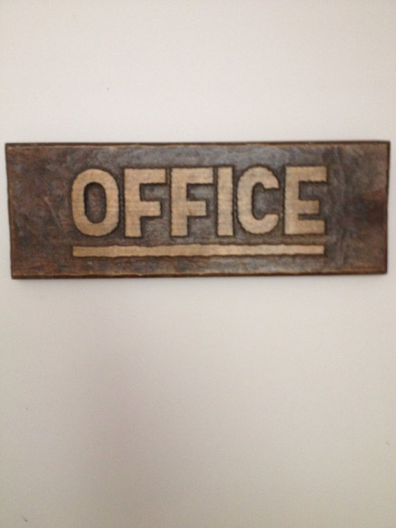 Well-liked 60 best Creative Office Signs images on Pinterest | Office ideas  PX65