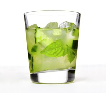 Cucumber Basil Gimlet Recipes — Dishmaps