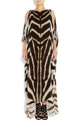 I have this Cavalli silk kaftan!