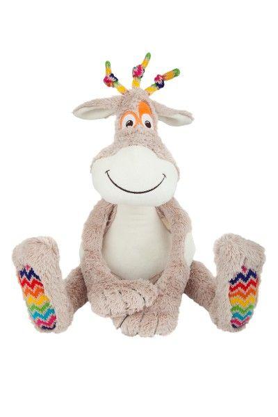 Op zoek naar een leuk kraamcadeau? Dan is dit nieuwe, zachte UNICEF-vriendje het perfecte cadeau!