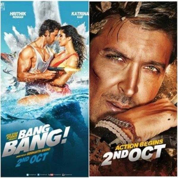 Hrithik in kabir khan's movie