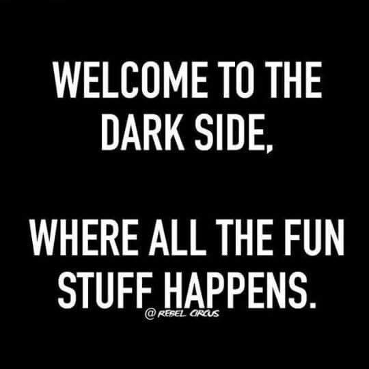 funny dark quotes