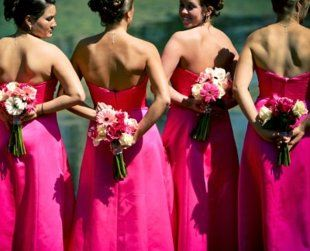 10 Things to Do with Old Bridesmaid Dresses