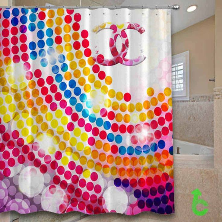 Chanel Dot Colorful Circle Shower Curtain cheap and best quality. *100% money back guarantee #summer2017 #autumn2017 #fall2017 #summer #fall #autumn #disney #movie #shopmygoodies #HomeDecor #Home #Decor #Showercurtain #Shower #Curtain #Bathroom #Bath #Room #eBay #Amazon #New #Top #Hot #Best #Bestselling #HomeLiving #Print #On #Printon #Fashion #Trending #Woman #Man #Teenager #Cheap #Rare #Limited #Edition #LimitedEdition #Unbranded #Generic #Custom #Design #Beautiful #Cool #Accessories…