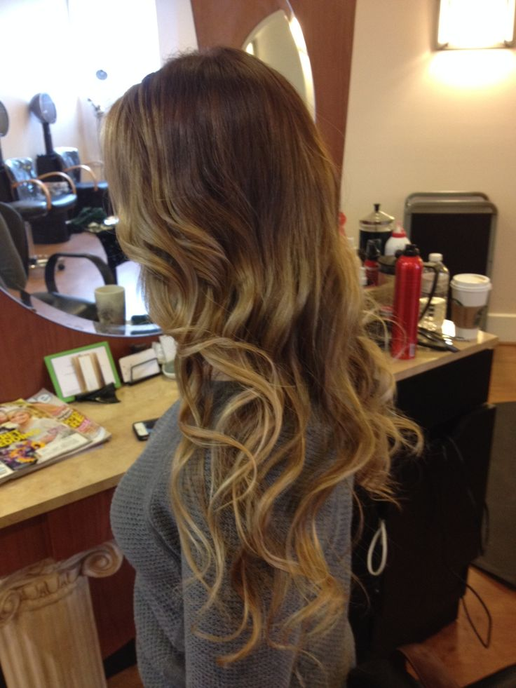 Ombre for Fall