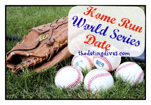Make a date of a World Series Baseball game right in your own home. Included are FREE printables- an invite as well as baseball trivia questions.