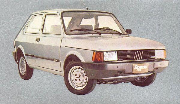 Ficha Tecnica Fiat 147 Spazio Tr 1 3 1987 Con Imagenes Fiat