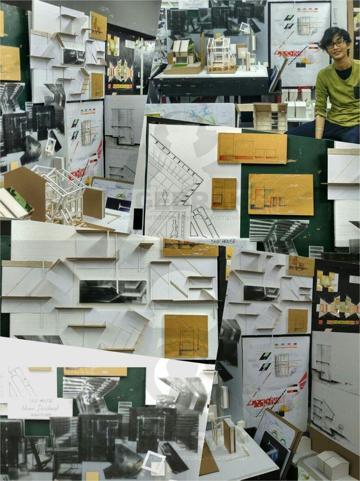 Display Project 2_Noviar Dwidaud_Arsitektur 2014