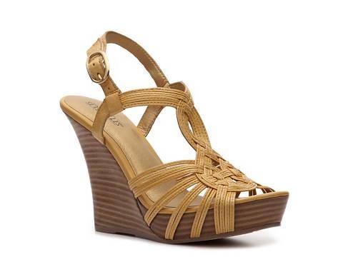 7cb6179ef5531 as Gold Wedge Sandal Women s Dress Sandals Sandals Women s Shoes - DSW