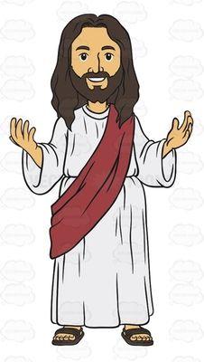 23 best Jesus Clipart images on Pinterest  Jesus christ Beards