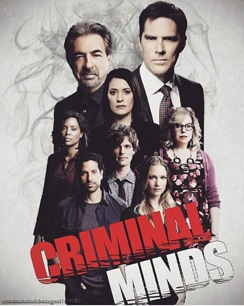 """""""My Preference for the Criminal Minds Cover"""""""