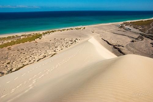 Sotavento (16Km de playa en el sur de Fuerteventura)