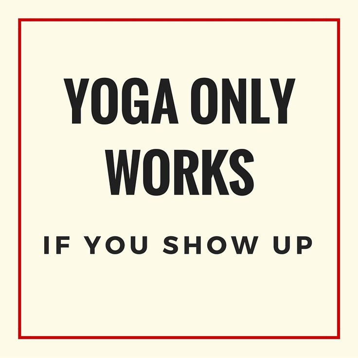 Yep. It's wonderful reading and talking about yoga. But you gotta step on your mat and do the work! #yogainspiration #yogaquotes #yogaeverydamnday