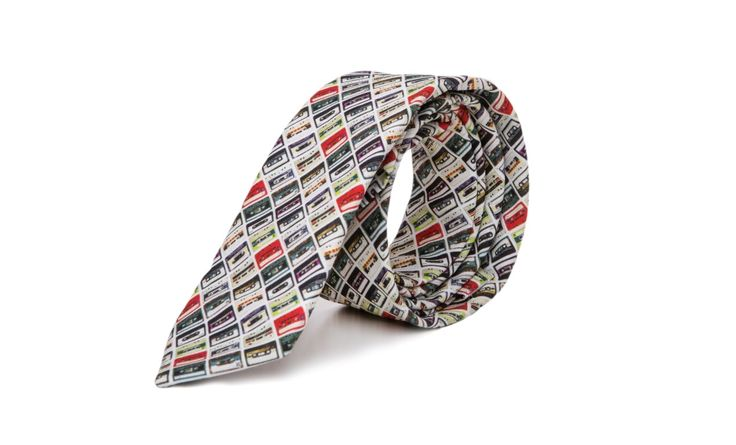 marthu tie cassete print, marthu print, cotton tie