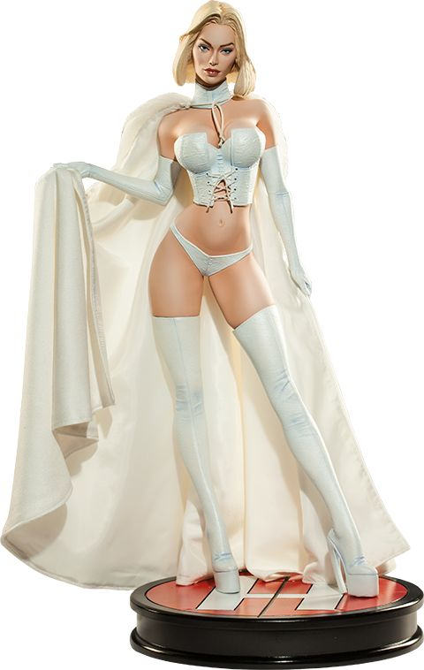 Emma Frost Hellfire Club Premium Format™ Figure  $369.99  Click on pictures until you get to Sideshow to see more pics, details, and to pre-order!
