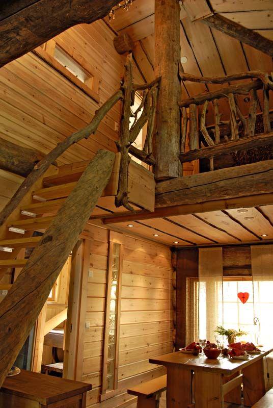 Log villa at Hotel & Spa Resort Järvisydän
