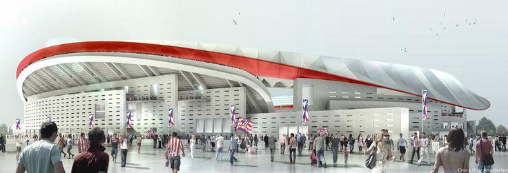 Estadio-futbol-Atletico-Madrid_Design-exterior-entrada-aficionados_Cruz-y-Ortiz-Arquitectos_CYO-R_24