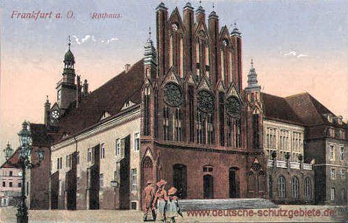 Frankfurt a. O. - Rathaus
