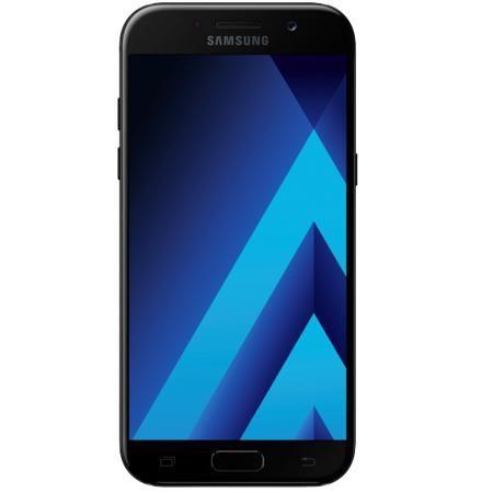 Samsung Galaxy A5 2017 4G 32Gb Black  — 27990 руб. —  Современный минималистичный корпус из 3D-стекла и металла , а также 5,2-дюймовый экран FHD sAMOLED - все это отличительные черты Galaxy A5 (2017).  Удобный и эргономичный Плавные линии корпуса, отсутствие выступов камеры, утонченная и элегантная отделка позволяют получить настоящее удовольствие от использования смартфона.  Современные цвета Будьте законодателями трендов, а не просто следуйте им. Модные цветовые решения идеально…