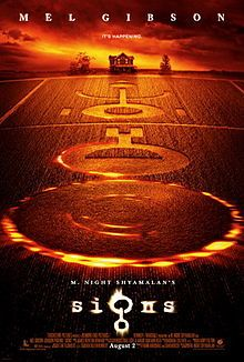 A family living on a farm finds mysterious crop circles in their fields which suggests something more frightening to come.