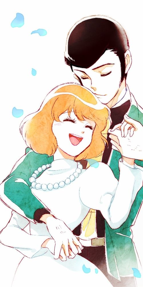 Clarisse and Lupin