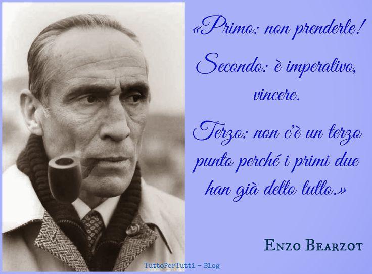Tutto Per Tutti: ENZO BEARZOT (Aiello del Friuli, 26 settembre 1927– Milano, 21 dicembre 2010)... Buon Compleanno Mister!!
